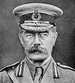 Kriegsminister Lord Kitchener